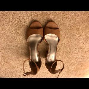 935c0ac68718 Worthington Shoes - Worthington Ischia Pumps Buckle Open Toe- 8.5M